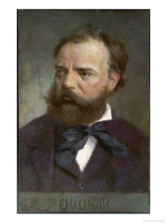 Antonin Leopold Dvorak Czech Musician