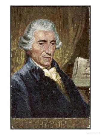 Joseph Haydn Austrian Musician and Composer