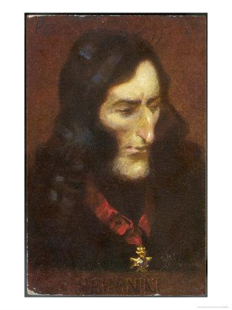 Niccolo Paganini Italian Musician