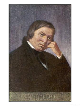 Robert Schumann German Musician