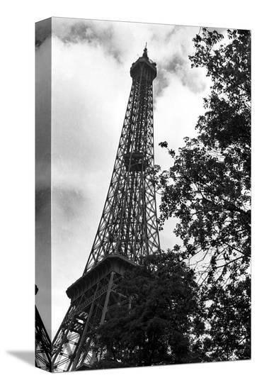 Eiffel II-Tom Artin-Stretched Canvas Print