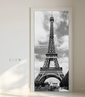 Eiffel tower posters at for Eiffel tower wallpaper mural