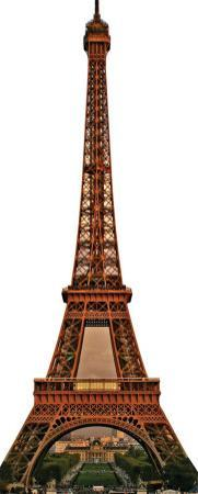 Eiffel Tower Standup