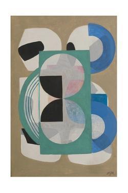 Cluster, 1969 by Eileen Agar