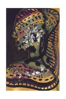Dark Goddess, 1949 by Eileen Agar