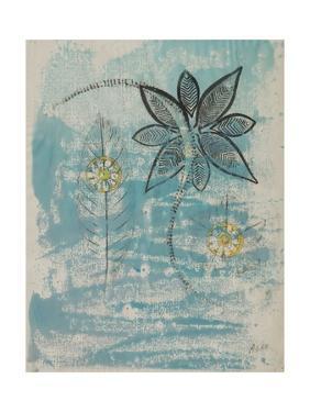 Flower and the Sun, 1976 by Eileen Agar