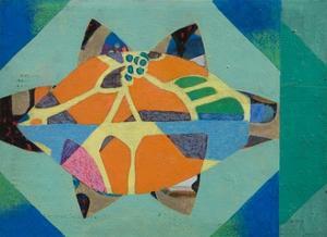 Magnolia, 1980 by Eileen Agar