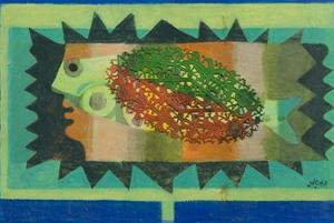 Ondine, 1972 by Eileen Agar