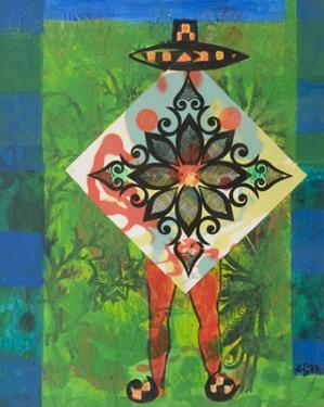 Persona, 1966 by Eileen Agar