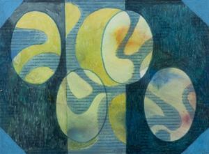 The Beginning, 1980 by Eileen Agar