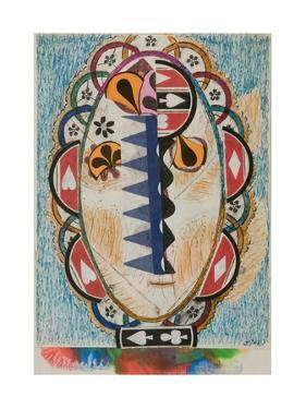 Untitled, 1960 by Eileen Agar