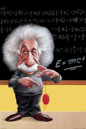 Einstein: E=Mc²