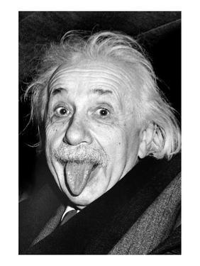 Einstein, Tongue