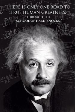 Einstein - True Human Greatness