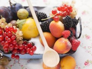 Berries, Fruit and Sugar by Eising Studio - Food Photo and Video