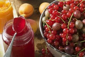 Berry Jelly and Apricot Jam by Eising Studio - Food Photo and Video