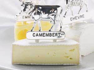 Camembert, Chèvre and Emmental with Animal Figures by Eising Studio - Food Photo and Video
