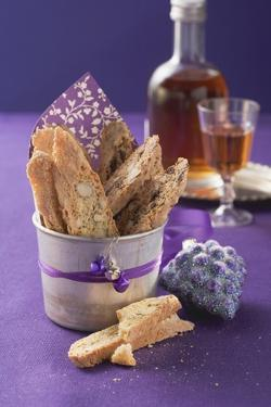Cantuccini Natalizi (Italian Christmas Almond Biscuits) by Eising Studio - Food Photo and Video