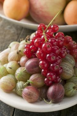 Gooseberries and Redcurrants by Eising Studio - Food Photo and Video