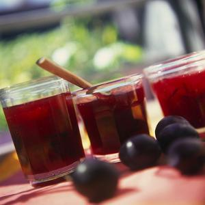 Home-Made Plum Jam by Eising Studio - Food Photo and Video
