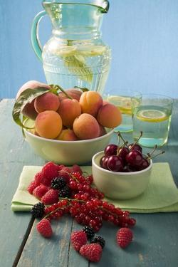 Mixed Fruit with Lemonade by Eising Studio - Food Photo and Video
