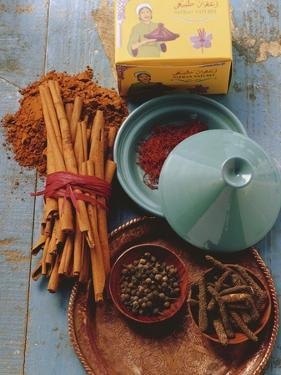 Moroccan Spices by Eising Studio - Food Photo and Video