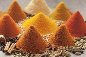 Various Spices by Eising Studio - Food Photo and Video