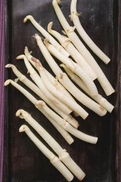 Young White Asparagus by Eising Studio - Food Photo and Video