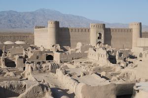 Desert Citadel, Rayen, Iran, Western Asia by Eitan Simanor