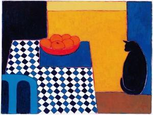 Still Life with Boris, 2002 by Eithne Donne