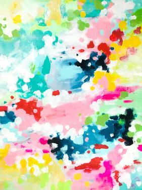Pastel Fantasy Abstract Clouds by Ejaaz Haniff