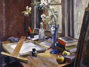 Intricate Studies by Ejnar Hansen