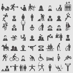 People Icons by ekler