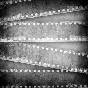 Vintage Film Layout by Eky Studio