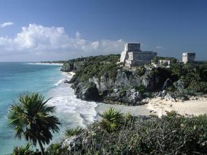 El Castillo, Tulum, Yucatan, Mexico