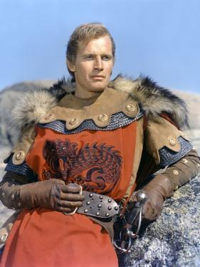 EL CID, 1961 directed by ANTHONY MANN Charlton Heston (photo)
