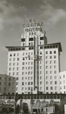 El Cortez Hotel, San Diego, California