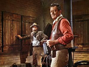 El Dorado, John Wayne, Arthur Hunnicut, 1967