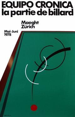 Expo Maeght Zürich 78 by El Equipo Cronica