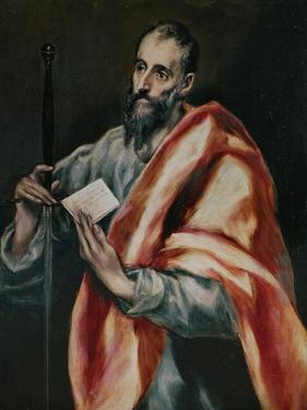 Saint Paul, the Apostle by El Greco