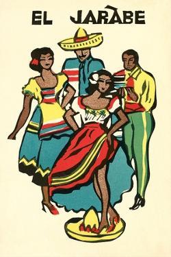 El Jarabe Travel Poster