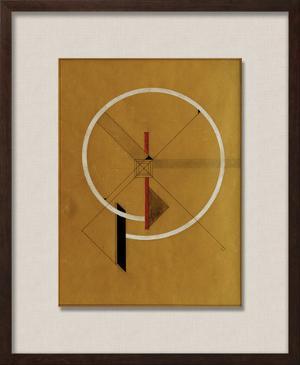 Proun, c.1920-21 by El Lissitzky