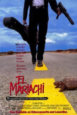 Image result for el mariachi poster