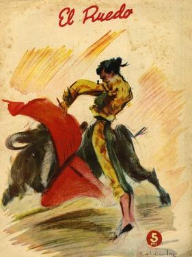 El Ruedo, Magazine Cover, Spain, 1954
