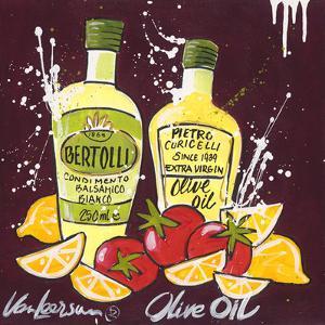 Olive Oil by El Van Leersum
