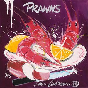 Prawns by El Van Leersum