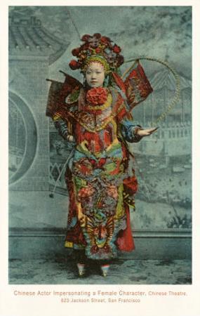 Elaborate Chinese Costume