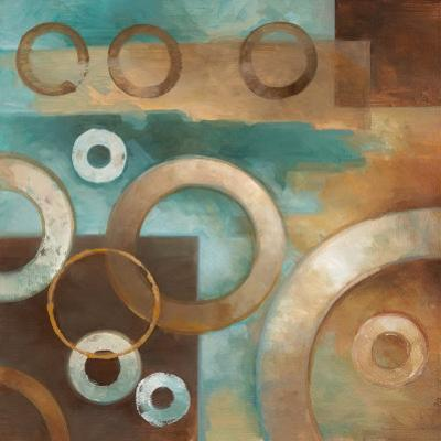 Circular Motion I by Elaine Vollherbst-Lane