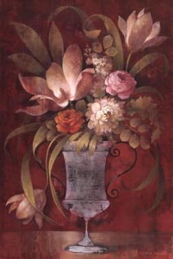 Morning Arrangement I by Elaine Vollherbst-Lane