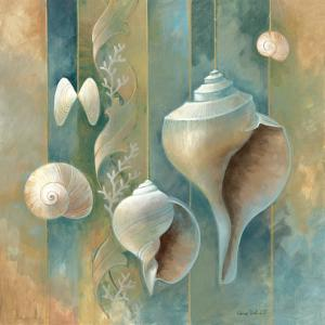 Ocean Treasures II by Elaine Vollherbst-Lane